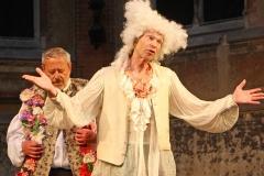 »Der Bürger als Edelmann« TheaterRuine St. Pauli Dresden