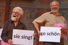 »Sirene« TheaterRuine St. Pauli Dresden
