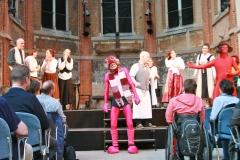 Familientheaterfest in der TheaterRuine St. Pauli