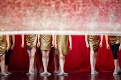 Atelier de la danse Dresden zu Gast in der TheaterRuine St. Pauli