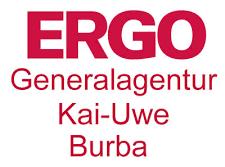 Förderer Logo ERGO Kai-Uwe Burba