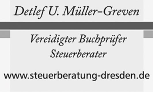 Logo Detlef U. Müller-Greven