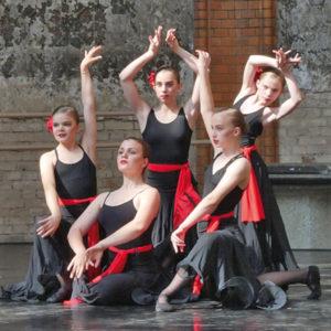 Atelier de la danse in der TheaterRuine St. Pauli